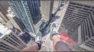 Rooftopping In Chicago