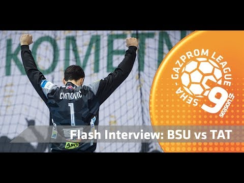 Flash interview: Beijing Sport University vs Tatran Presov