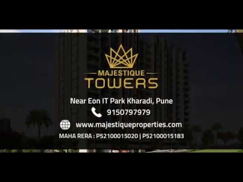 3D Tour of Majestique Towers East