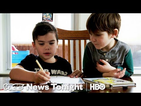 This County Banned Unvaccinated Kids From Public Spaces (HBO)
