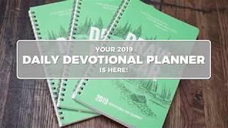 Draw Near: 2019 Devotional Day Planner