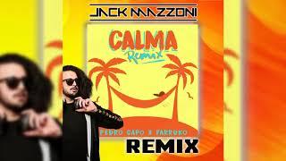 Pedro Cap Farruko   Calma Jack Mazzoni Remix
