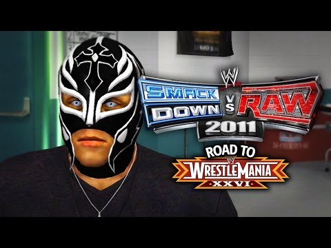 "Download WWE Smackdown vs Raw 2011 - ""NEW SERIES DEBUT!!"" (Road To WrestleMania Ep 1) HD Mp4 3GP Video and MP3"