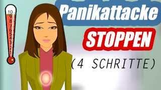Wie Kann Man Eine Panikattacke Stoppen ?