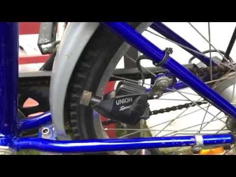 Fahrrad Dynamo wechseln und einstellen Fahrrad Beleuchtung montieren Anleitung