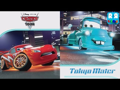 Cars Toon: Tokyo Mater - IOS | Storybook