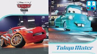 Cars Toon: Tokyo Mater - iOS | Storybook