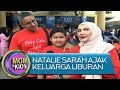 Natalie Sarah Ajak Keluarganya Berlibur Bersama Liat Hewan Laut - Mom & Kids (8/3)