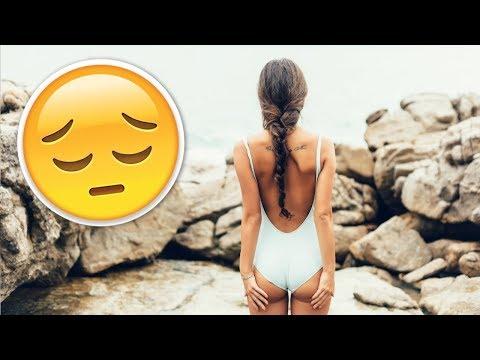 Warum Mädchen BADEANZÜGE und KEINE BIKINIS tragen könnten! - Heftiger Mädchen Fail im Schwimmbad!
