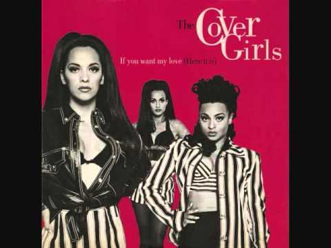 Cover Girls - If You Want My Love (Here It is) (DJ EFX Tribal).wmv