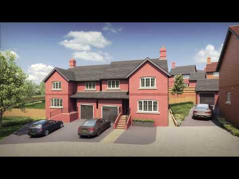New Homes in Coleshill