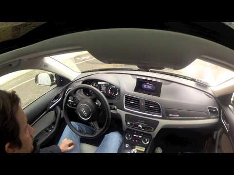 Audi ausilio al parcheggio plus