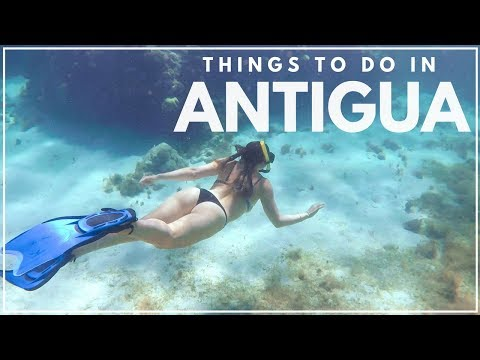 Best Activities + Things to Do in ANTIGUA