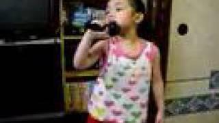 Journey (lea Salonga) By JANA (4yrs Old) 6/22/08