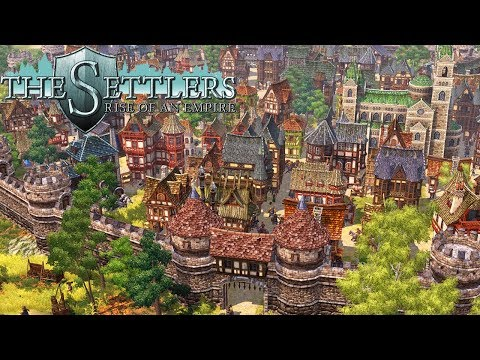 Gameplay de The Settlers: History Collection