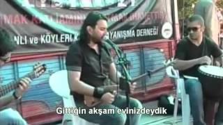 Cemîl Qoçgirî ( Koçgün ) - Cogi Baba Kültür Festivali - Şîrîna mın - Türkçe Altyazılı