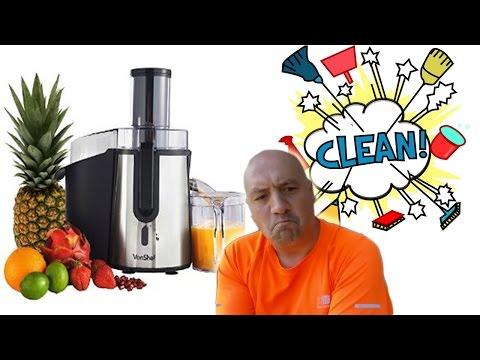 Come pulire la centrifuga e come usarla Tutorial C