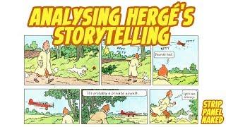 Analysing Hergé's Storytelling | Strip Panel Naked | Kholo.pk