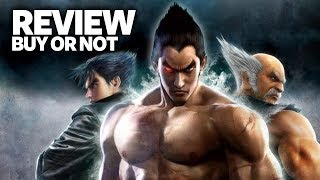 Tekken 7 Review PS4 - First Impression (Buy Or Not - Performance Analysis)