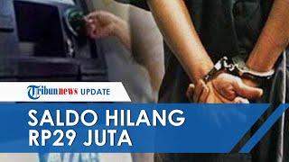 Seusai Bertransaksi di ATM Rusun Bumi Cengkareng, Seorang Warga Mengaku Kehilangan Saldo Rp29 Juta
