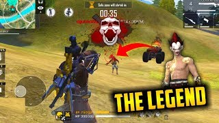 The Legend AWM Best Duo Gameplay - Garena Free Fire