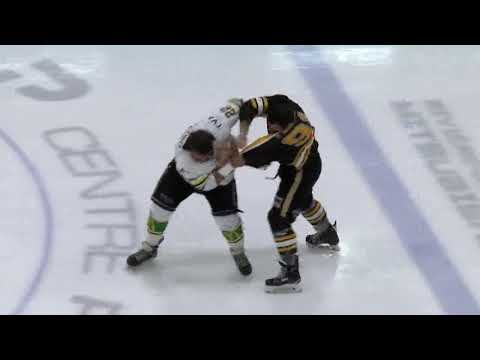 Samuel Levesque vs. Hubert Poulin