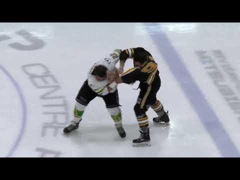 Hubert Poulin vs Samuel Levesque