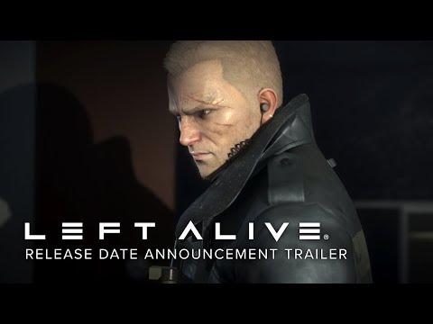 LEFT ALIVE - Release Date Announcement Trailer thumbnail