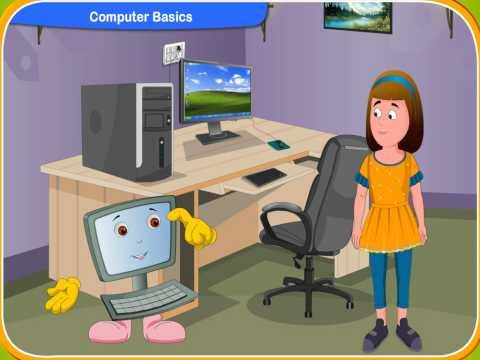 Password 2: Chapter 1- Computer Basics