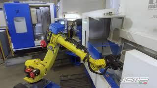 Alloy Wheel Making #2 - Robotic Island