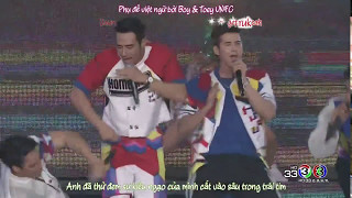 Gambar cover [Vietsub] Kor Jai Tur Laek Bur Toh  - Boy , Mario - Love is in the air Concert - Boy&Toey VNFC