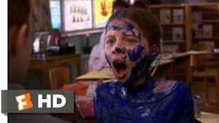 Harriet the Spy – CLIP – Blue Paint (1996) HD