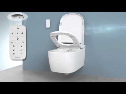 Smart WC from Vitra