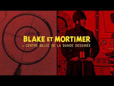 Blake et Mortimer, le secret des espadons - TEASER