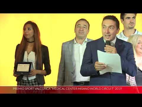 immagine di anteprima del video: Icaro Sport. Premio Sport Valconca Medical Center MWC 2019 - 2a...