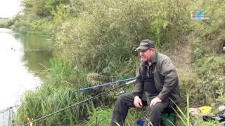 Рыбалка в апреле на реке мокша