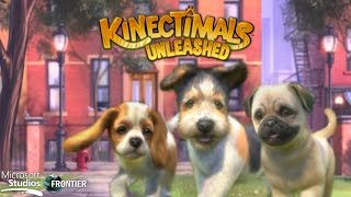 Picture of a game: Kinectimals
