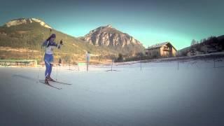 Biathlon: the art of self-control