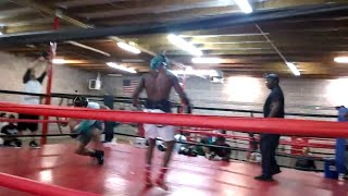 Sugar Shane Mosley ROCKS Shawn Porter HEATED LEAKED  SPARRING Session
