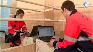 В Новгородской области идет установка камер видеонаблюдения на избирательных участках