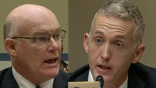 Trey Gowdy not taking Bullsh*T from Secret Service Director!