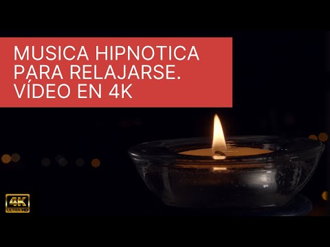 Música Hipnotica Para Relajarse, Meditar Y Tranquilizar La Mente Vídeo En 4K - Youtube