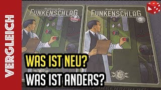Funkenschlag Recharged Edition 2019 - Was ist neu? Was ist anders? (F. Friese, 2F-Spiele 2019)