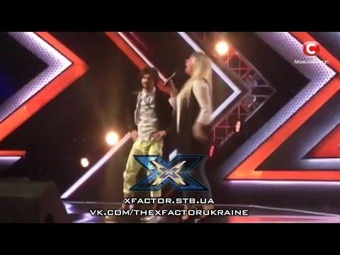 Х-фактор 7 Нові судді! Антон Савлєпов на сцені шоу!
