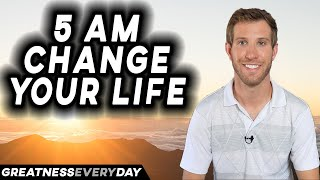 Waking Up at 5 AM Changed My Life - Join the 5 AM Club!