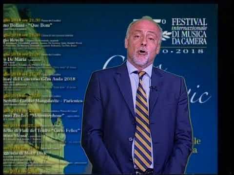 CERVO : GIOVEDI' 16 AGOSTO IL CONCERTO DI FEDERICO COLLI SUL SAGRATO DEI CORALLINI