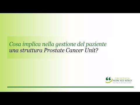 Adenoma della prostata, nonché che curare