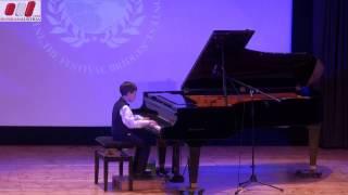 Püppchen Träumen und Erwachen Klavier Igor Lebedew MBOU DOD Kindermusikschule Nr.4 Iwanowo Russland