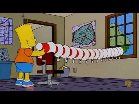 Bart Simpson feat. Daft Punk & Giorgio Moroder