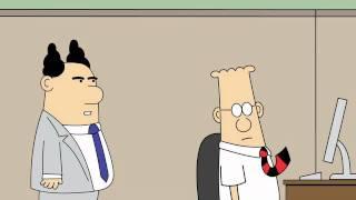 Dilbert Animated Cartoons   Carol's Strategy And Arbitrary Deadline
